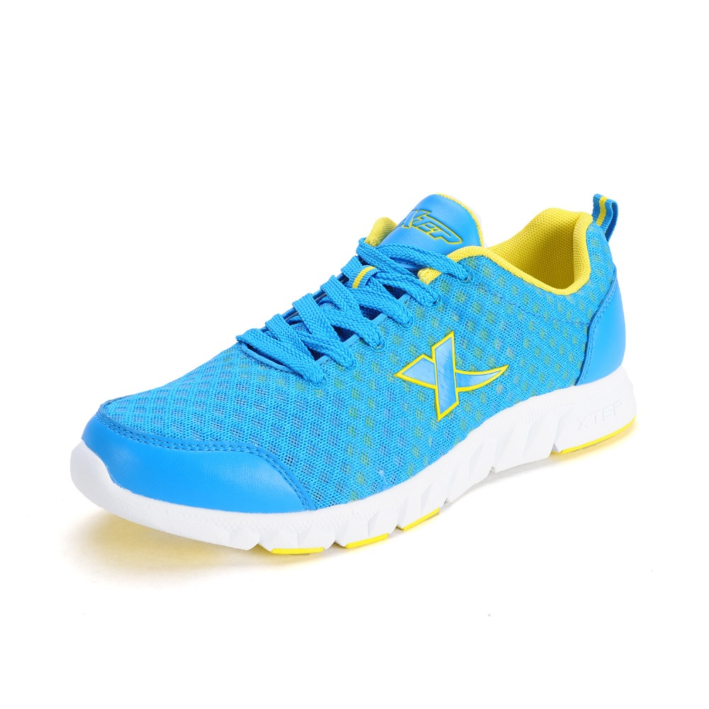 Xtep Brand Mens Running Shoes Air Mesh Trainers Breathable Sneakers Men Shoes 2016 Summer Popular Sports Shoes 986219322968<br><br>Aliexpress