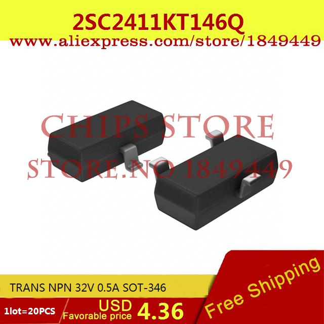 Цена 2SC2411KT146Q
