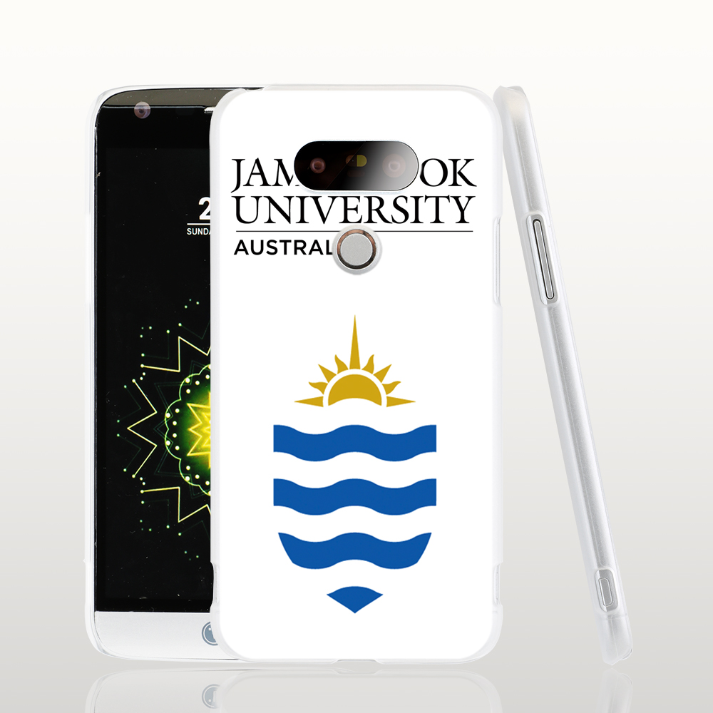 12217 James Cook University cell phone protective case cover for LG G5 G4 G3 K10 K7 Spirit magna(China (Mainland))