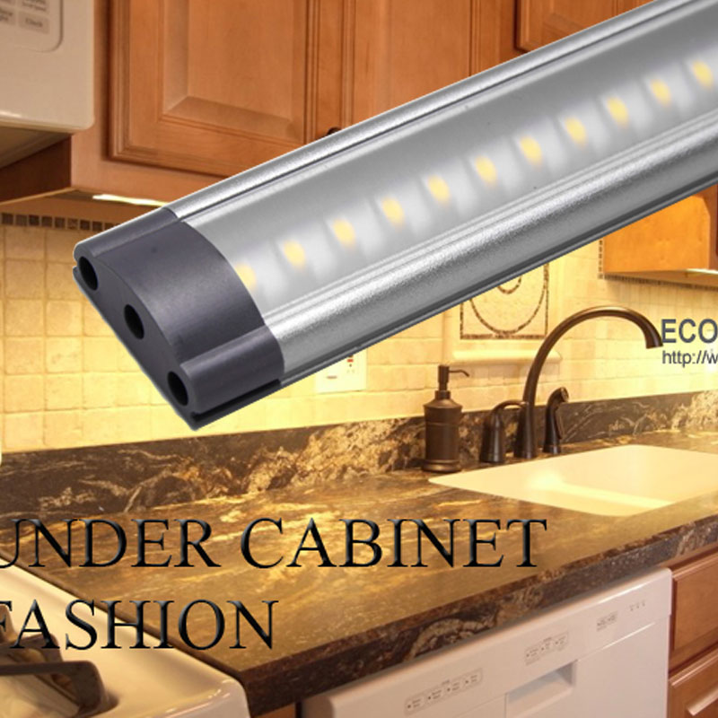 2016 New Arrival LED Cabinet Lighting 5w 9.5-30v battery cabinet strip lights linkable warm white in boat ce rohs(China (Mainland))