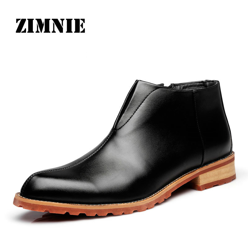 zimnie boots fashion high quality comfortable ankle