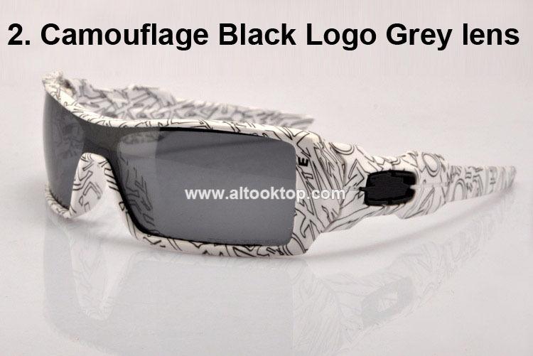 Потребительские товары Sports sunglasses 13colors occhiali oculos gafas anteojos Oil Rig oculos gafas occhiali ciclismo