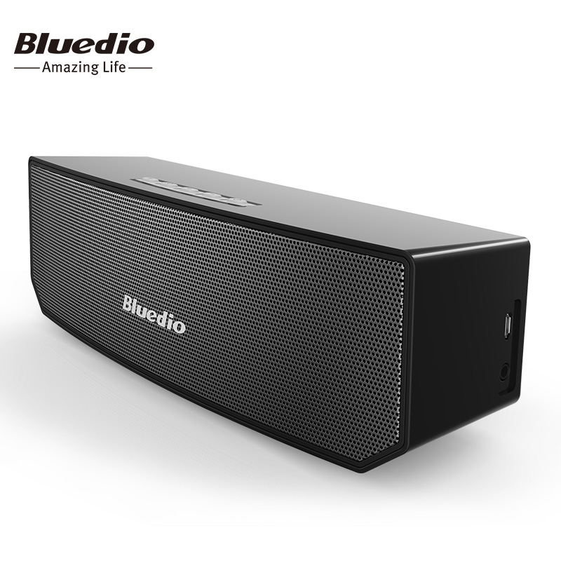 Bluedio BS3 Original Mini Bluetooth Speaker Portable Dual Wireless Loudspeaker System with microphone for music and phone call.(China (Mainland))