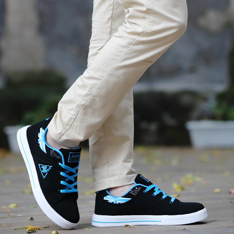 Китай famoue стиль лимитированное издание весна и лето мужчины в воздухопроницаемый свободного покроя скейтборд прилив обувь