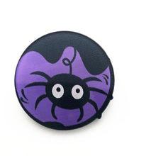 1 Pcs Del Fumetto Mini Regalo di Halloween Strega Martinetti Fantasma Spilla Zaino borse Abbigliamento Icone Acrilico Distintivi e Simboli Spilli donne accessori(China)