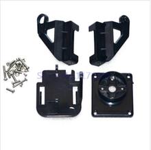 Buy 10pcs/lot Servo bracket PT Pan/Tilt Camera Platform Anti-Vibration Camera Mount Aircraft FPV dedicated nylon PTZ 9G SG90 for $6.80 in AliExpress store