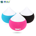 iRULU WIFI Lamp Music Speaker US Power Plug LED Wireless Intelligent Music Light Alarm Clock APP