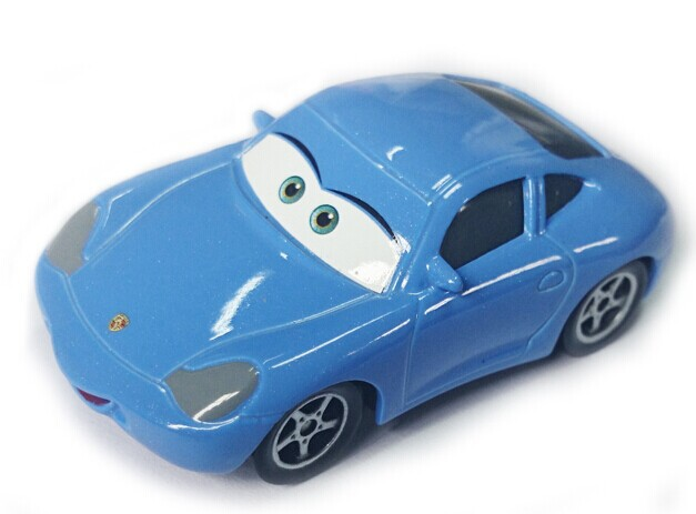 Pixar Cars Sally Metal Diecast Toy Car 1:55 cars pixar metal Cars Pixar Metal Carros 2 carros de kids toys carros pixar 1PCS(China (Mainland))