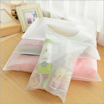 20Pcs Household Storage Bags 5 Different Size Waterproof Travel Underwear Lightweight Organizer Container Translucent Bag(China (Mainland))
