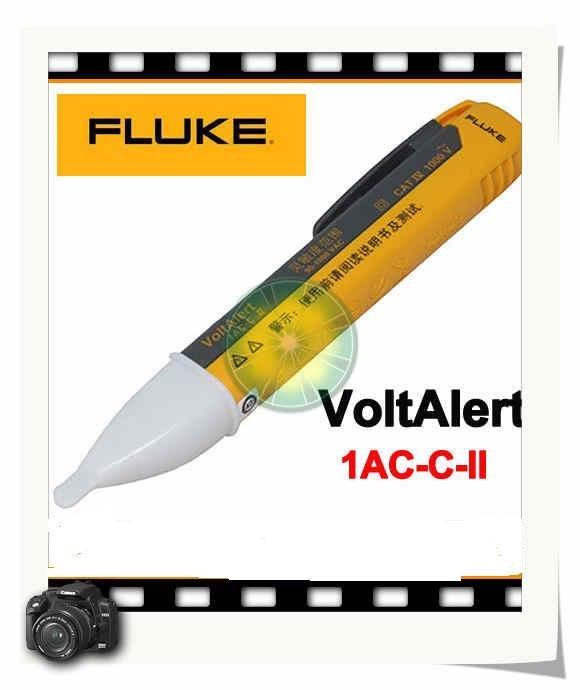 Вольтметр Fluke 1AC/c/ii VoltAlert ACV AC B5 10  1ac-ii анализатор качества и электроэнергии fluke 437 ii basic