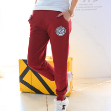 New Women's Cotton Sports pants Loose Female thin Feet Trousers Plus Size Ankle Length Pencil Pants S-XXL 6 colors(China (Mainland))
