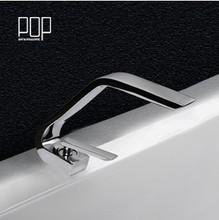 Freeshipping b & r di lusso new & hot vendite in ottone cromato singola maniglia bagno lavandino rubinetto miscelatore rubinetto del bacino F6101-11(China (Mainland))