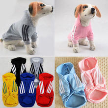 Buy 2017 Hot Cute Pet Coat Dog Jacket Winter Clothes Puppy Cat Sweater Coat Clothing Apparel for $1.48 in AliExpress store
