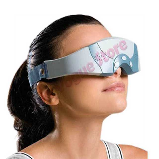 Magnetic Eye Care Massager Prevention Of Myopia Health Electric Magnetic Alleviate Fatigue Eye Care Relax Massage Forehead