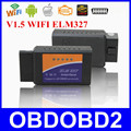 ELM327 WIFI Interface V1 5 For iOS Android Suports All OBDII Protocols ELM 327 WIFI Connection
