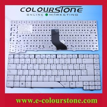 Free Shipping Brand New Notebook Keyboard For Acer Aspire 5920 5720 4710 4920 Keyboard Grey White Spanish 9JN5982E1D