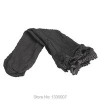 Сексуальная черная сетка цветочные кружева рябить оборками короткие носки щиколотке обрезать вышивать Алом