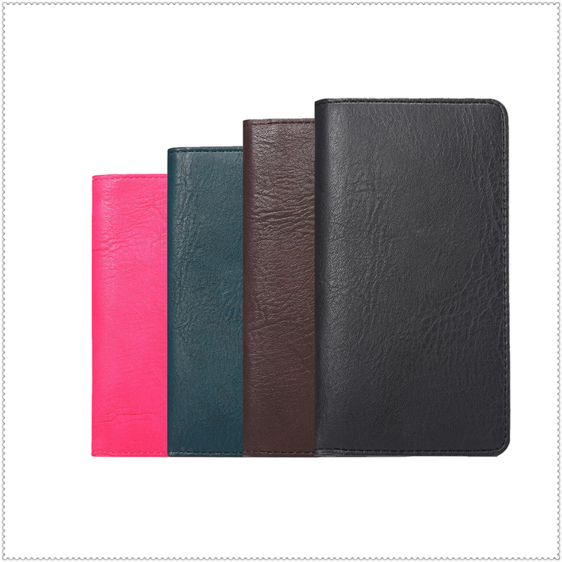 2016 New PU Leather Protection Phone Case With Card Wallet And 4 Colors For HTC Windows Phone 8S(China (Mainland))