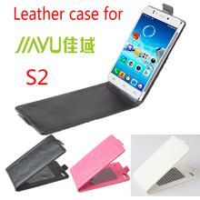 Jiayu S2 Leather Case for Jiayu S2 Leather Case Flip Luxury Design Free Shipping