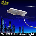 Updated Super Bright 24 LEDs Solar Street Light LED On the Wall Waterproof Solar Lamp Sensor