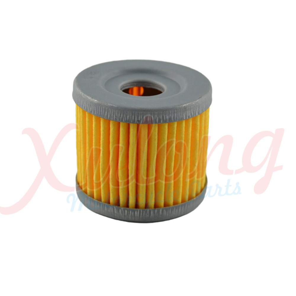 1pc Free Shipping Motorcycle Accessories Oil Grid Filters For Suzuki LT125 LT 125 1983-1987 Oil Filter 131(China (Mainland))