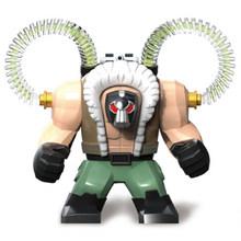 Grandes Grandes Figuras de Super Heróis Deadpool Thanos Veneno Spiderman Homem de Ferro armadura Building Blocks Brinquedos para Crianças(China)
