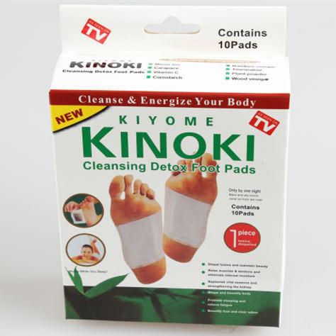 Retail box 60pcs Cleansing Detox Foot Kinoki Pads Cleanse & Energize Your Body(3Box=60pcs=30pcs(15pair) Patches+30pcs Adhesive)(China (Mainland))