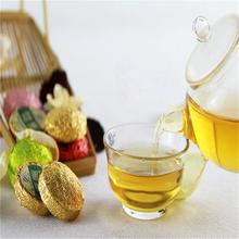 Do Promotion Free Shipping Cooked taste osmanthus flavor Pu er Tea Chinese pu er tea Menhai