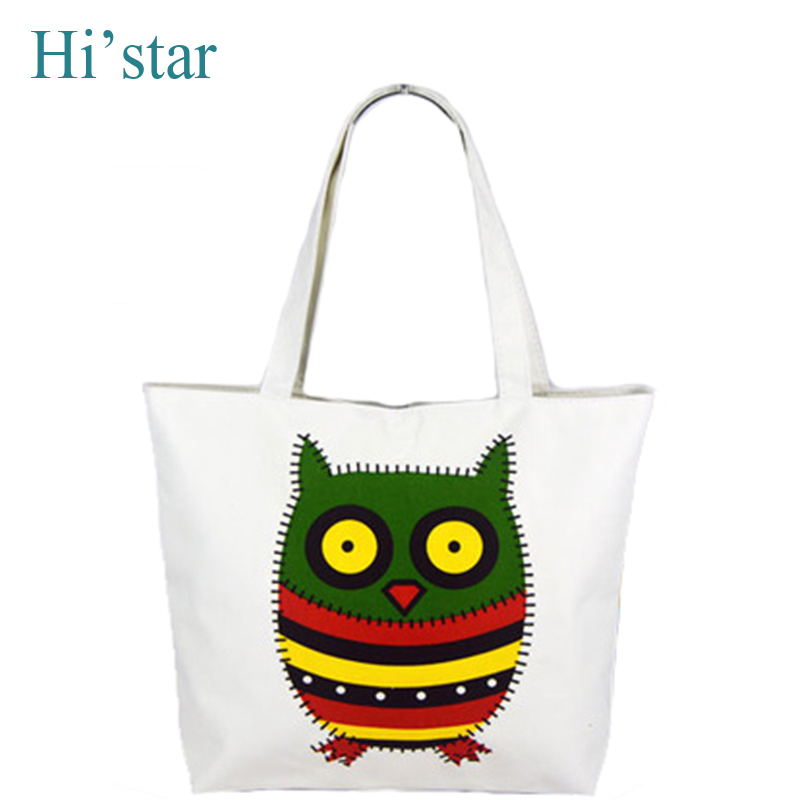 Hot Sale Women Canvas Bags Landscape Printing Shoulder Bag Women High Quality Ladies Vintage Tote Bags Female Casual Handbags(China (Mainland))
