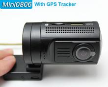 Хорошее CPL FilterMini 0806 автомобильный черный ящик камеры fullHD 1296 P бесплатная доставка с GPS logger Ambarella A7LA50 чипсет OV4689 парковка