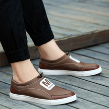 2016 Hot Fashion comfortable men's Flats classic Casual Shoes slip on male loafter Breathable driving shoes  Zapatos Hombre (China (Mainland))