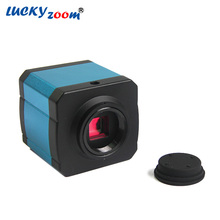 Luckyzoom Brand 14MP HDMI USB Digital Industry Video Microscope HD Camera Camera for Microscope hdmi digital camera(China (Mainland))