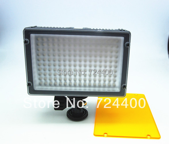 2014 Top Fasion Limited [drop Shipping] Triopo Ttv-126 Digital Led Video Light for Camera Camcorder W Tripod Mount 30200039