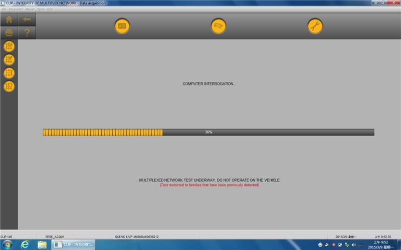 Купить Новейшие AN2131QC чип V159 для Renault Может Закрепить Автоматический Диагностический Интерфейс для Renault Сканер Инструмент поддержка GermanSpanish