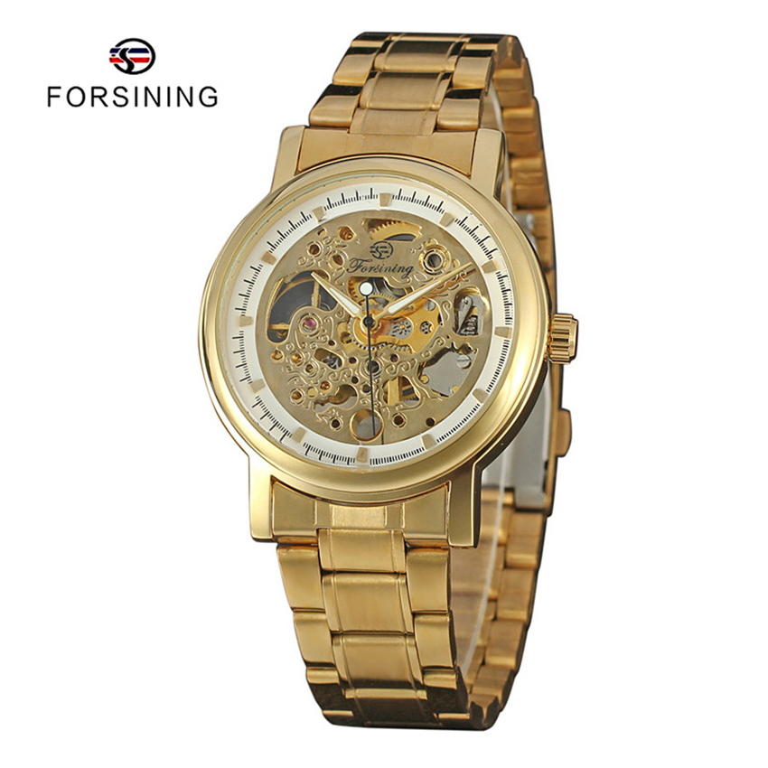 4 colors forsining brand luxury mechanical top