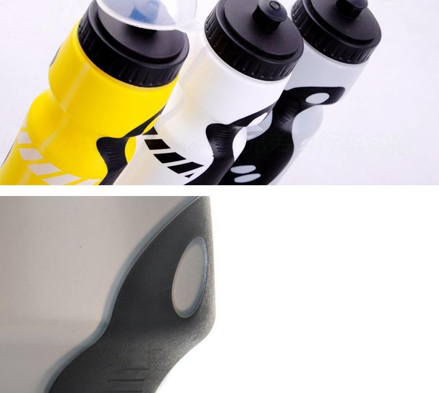 botella de agua para bicicleta al aire libre botella de agua de goma ...