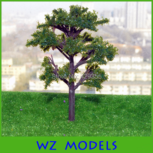 Scale model trees model buiding tree for model trains layout<br><br>Aliexpress
