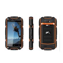4.0 » открытие V8 Android 4.2 MTK6582 четырехъядерных процессоров емкостного экрана водонепроницаемый телефон WIFI двойная камера GSM + WCDMA две Sim карты