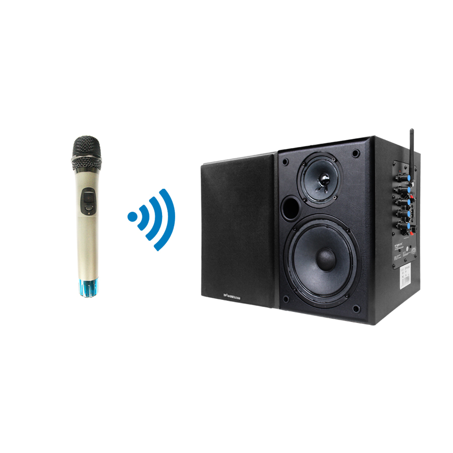 Wireless Conference Room Speaker System