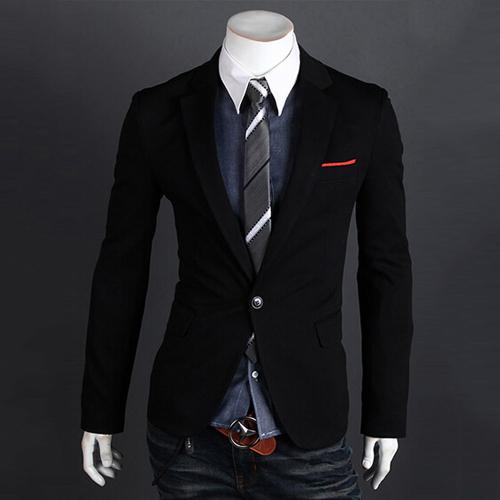 2015 новое поступление пиджак мужчин пиджаках свободного покроя Jaqueta Masculino ...