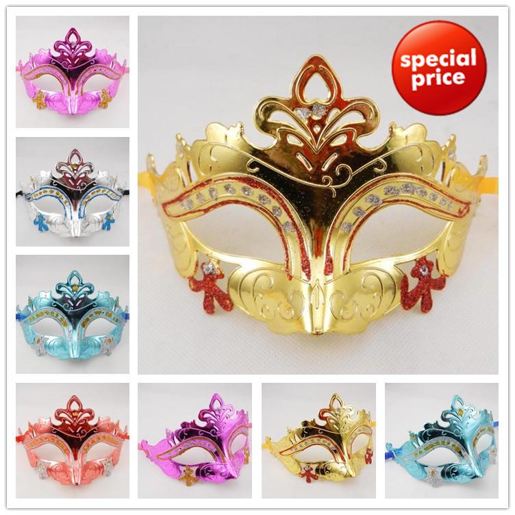 wedding party mask mardi gras dance costume Christmas gift venetian masquerade ball decoration EMS 10 - Caly Tao's store