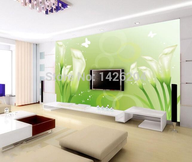 Buy Custom 3d Wall Murals Wallpaper