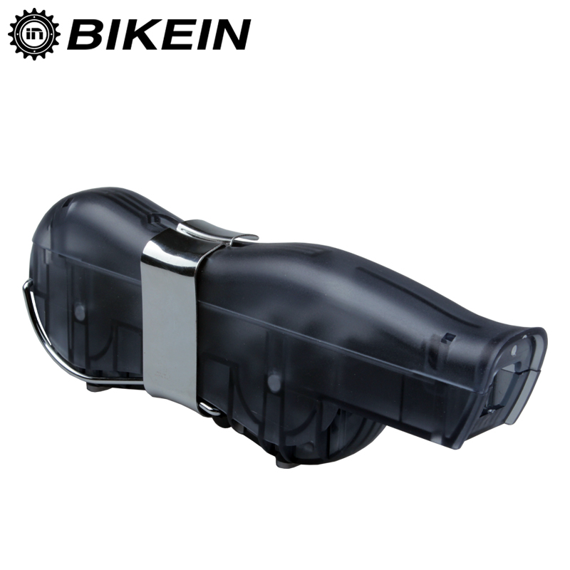BIKEIN - High Quality Bicycle Chain Cleaner Bike Portable Clean Machine Brushes Scrubber Wash Tool Cycling Outdoor Sports Parts(China (Mainland))