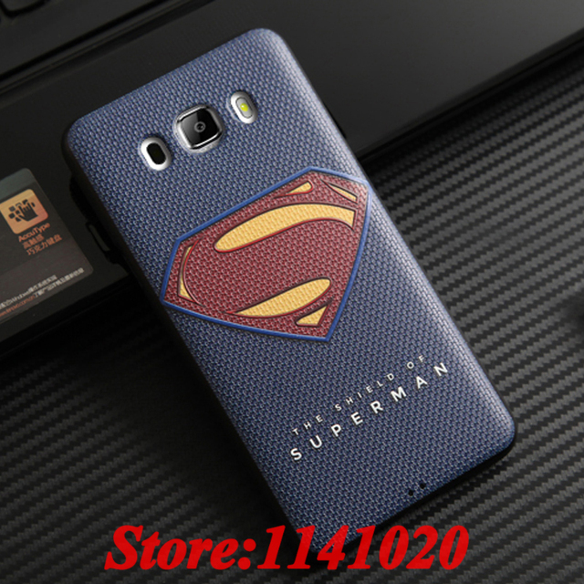 ... Phone Cases Gold Gear Captain America Cover Caso for Samsung J7