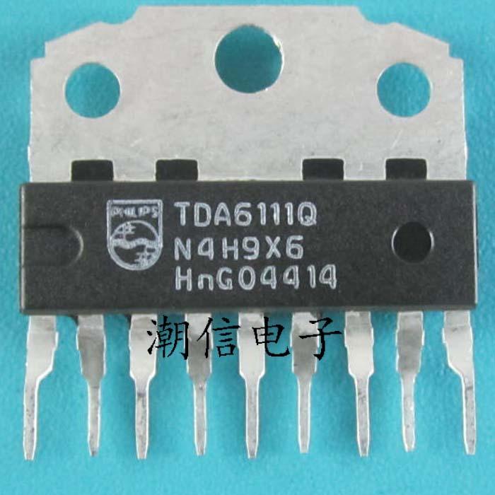 Free Shipping TDA6111Q ZIP-9 TV video chip 10pcs(China (Mainland))