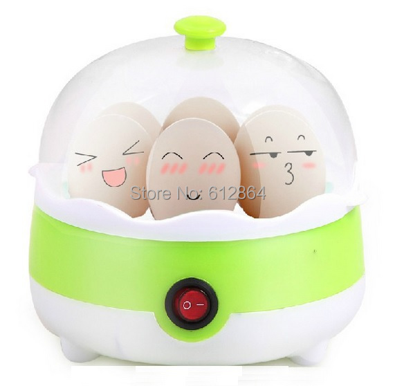 Multi functional breakfast maker, mini electric egg boiler, steamer omelette bread free shipping low discount drop shipping gift(China (Mainland))