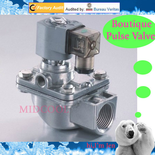 Boutique Disk Valve DMCF-65 ZG2 1/2 Electromagnetic Pulse Valve for Dust Collector, MCF Series Solenoid pulse valve(China (Mainland))