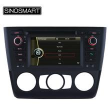 Keep car original style user interface car DVD player Navi for BMW 1 series E81/E82/E88 Manual AC 800MHz CPU 256M DDR RAM(Hong Kong)