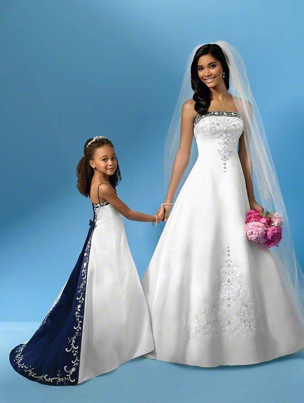 Платья для девочки на свадьбу