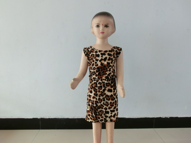2015 new fashion  baby summer girl princess leopard dresses Free shipping<br><br>Aliexpress